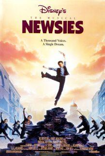 Affiche Poster Newsies disney