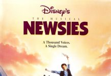 Affiche Poster Newsies disney