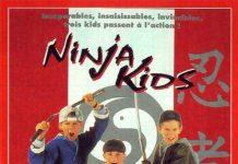 Affiche Poster 3 ninja kids disney touchstone