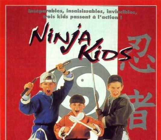Disney Touchstone affiche ninja kids