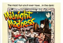 Affiche Poster nuit folle midnight madness disney
