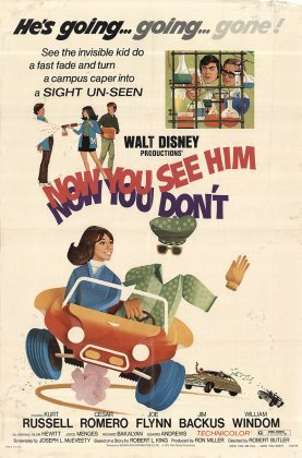 Affiche Poster pas vu pris now see him disney