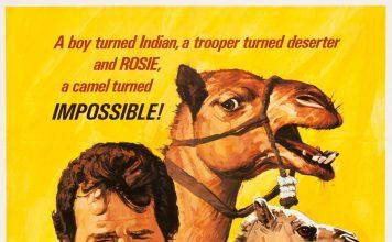 Affiche Poster petit indien one little indian disney
