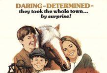 Affiche Poster petits voleurs chevaux little thieve horse disney