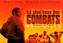 Affiche Poster plus beau combat remember titans disney