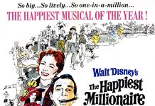 Affiche Poster plus heureux milliardaires happiest millionaire disney
