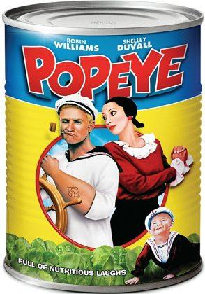 Affiche poster popeye disney