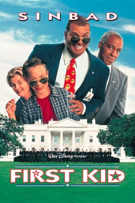 Affiche poster president junior first kid disney