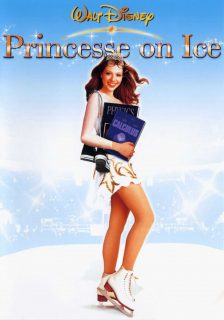 Affiche Poster princesse on ice disney