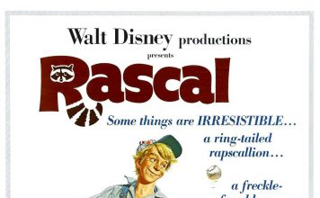 Affiche Poster raton nommé rascal disney