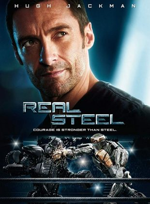 Affiche Poster real steel disney touchstoneAffiche Poster real steel disney touchstone