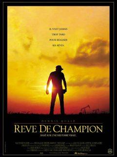 Affiche poster rookie rêve champion disney