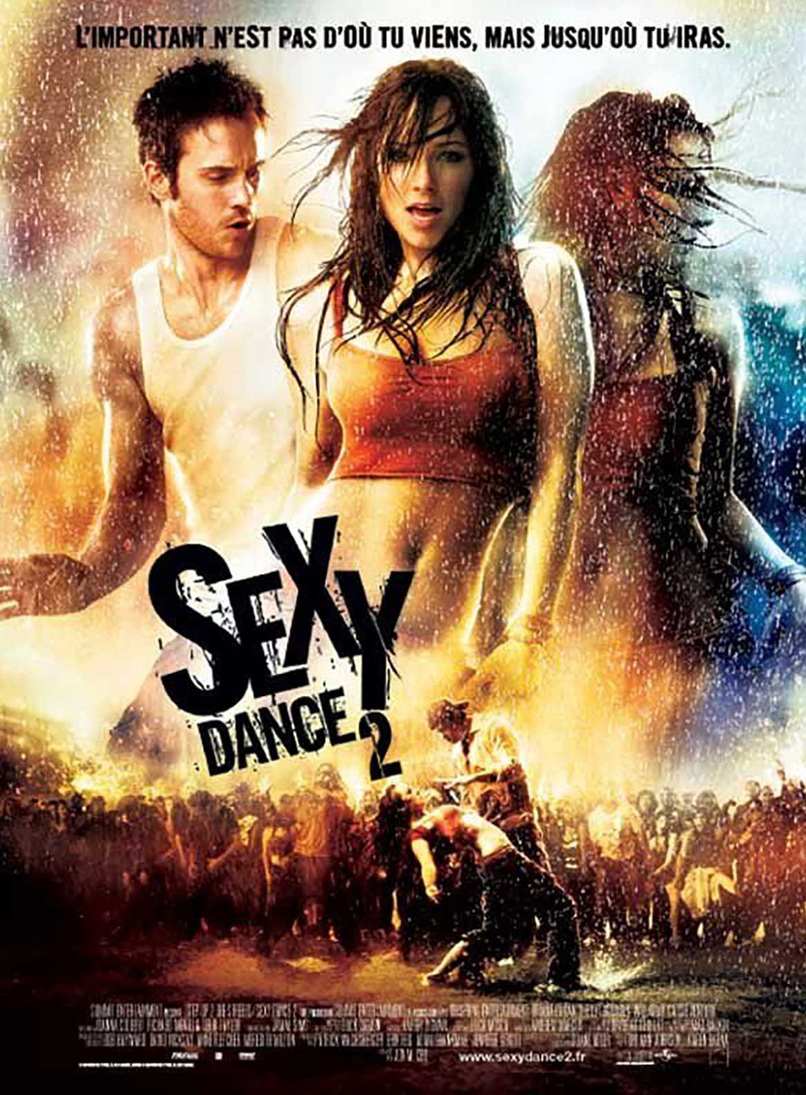 Affiche Poster sexy dance 2 step up streets disney touchstone
