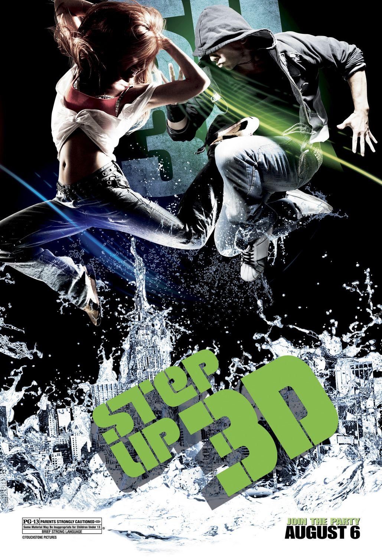 Affiche Poster sexy dance 3d 3 battle disney touchstone