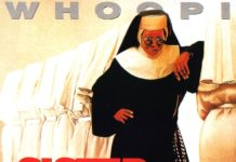 Affiche poster Sister Act Disney Touchstone Pictures