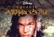 Affiche Poster squanto warrior tale disney