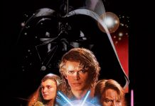 Affiche Poster star wars revenge revanche sith disney lucasfilm