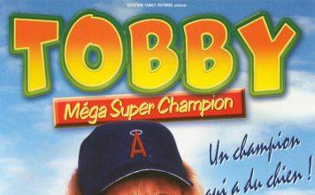Affiche poster tobby super mega champion Air Bud Seventh Inning Fetch disney