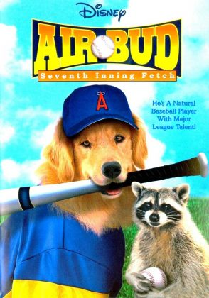 Affiche poster tobby super mega champion Air Bud Seventh Inning Fetch disney