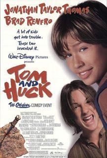 Affiche Poster tom huck disney