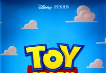 pixar disney affiche poster toy story 4