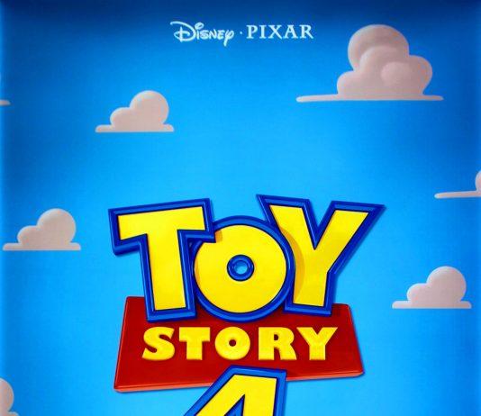 pixar disney affiche poster toy story 4