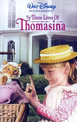 Affiche Poster trois vies thomasina three lives disney