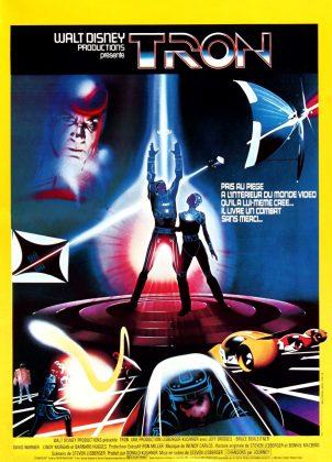 Affiche Poster Tron Disney