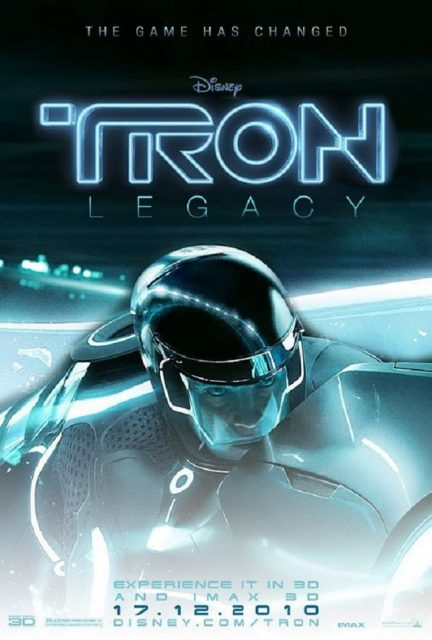 Affiche Poster tron heritage legacy disney
