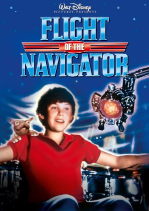 Affiche Poster vol navigateur flight navigator disney