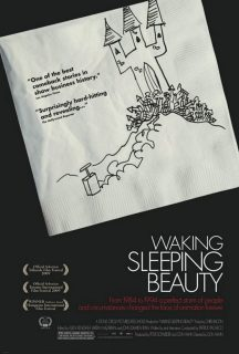 affiche poster waking sleeping beauty disney