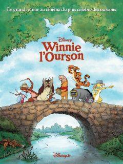 Affiche Winnie ourson Disney Poster Pooh