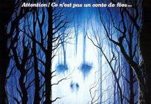 Affiche Poster yeux forêt watcher woods disney