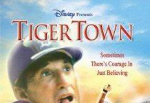 affihe tigres tiger town poster disney television studios