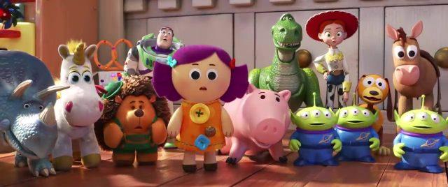 image toy story 4 disney pixar