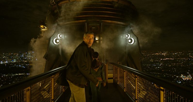 Image poursuite demain tomorrowland disney