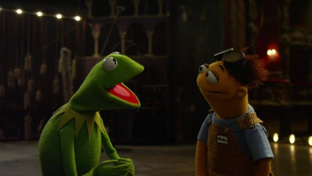 Image muppets retour disney