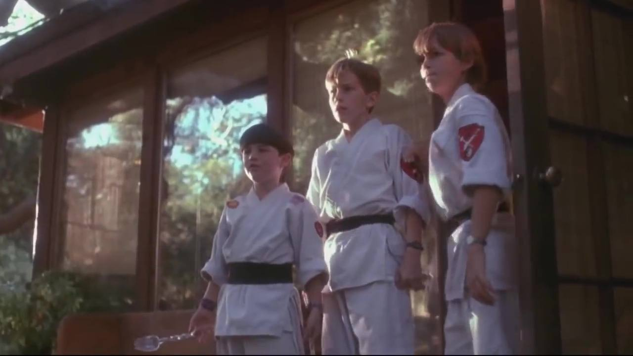 Image 3 ninja kids disney touchstone