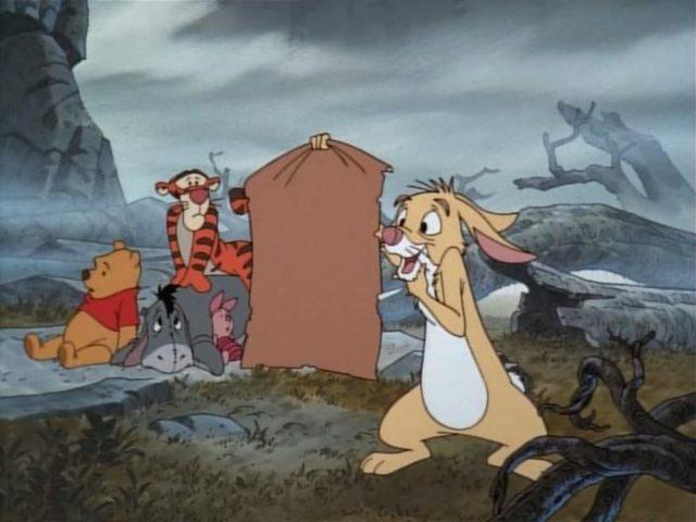 image winnie ourson 2 grand voyage pooh grand adventure disney