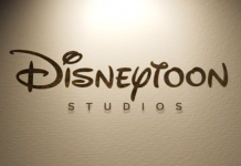 logo DisneyToon Studios Disney