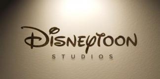 logo DisneyToon Studios Disney