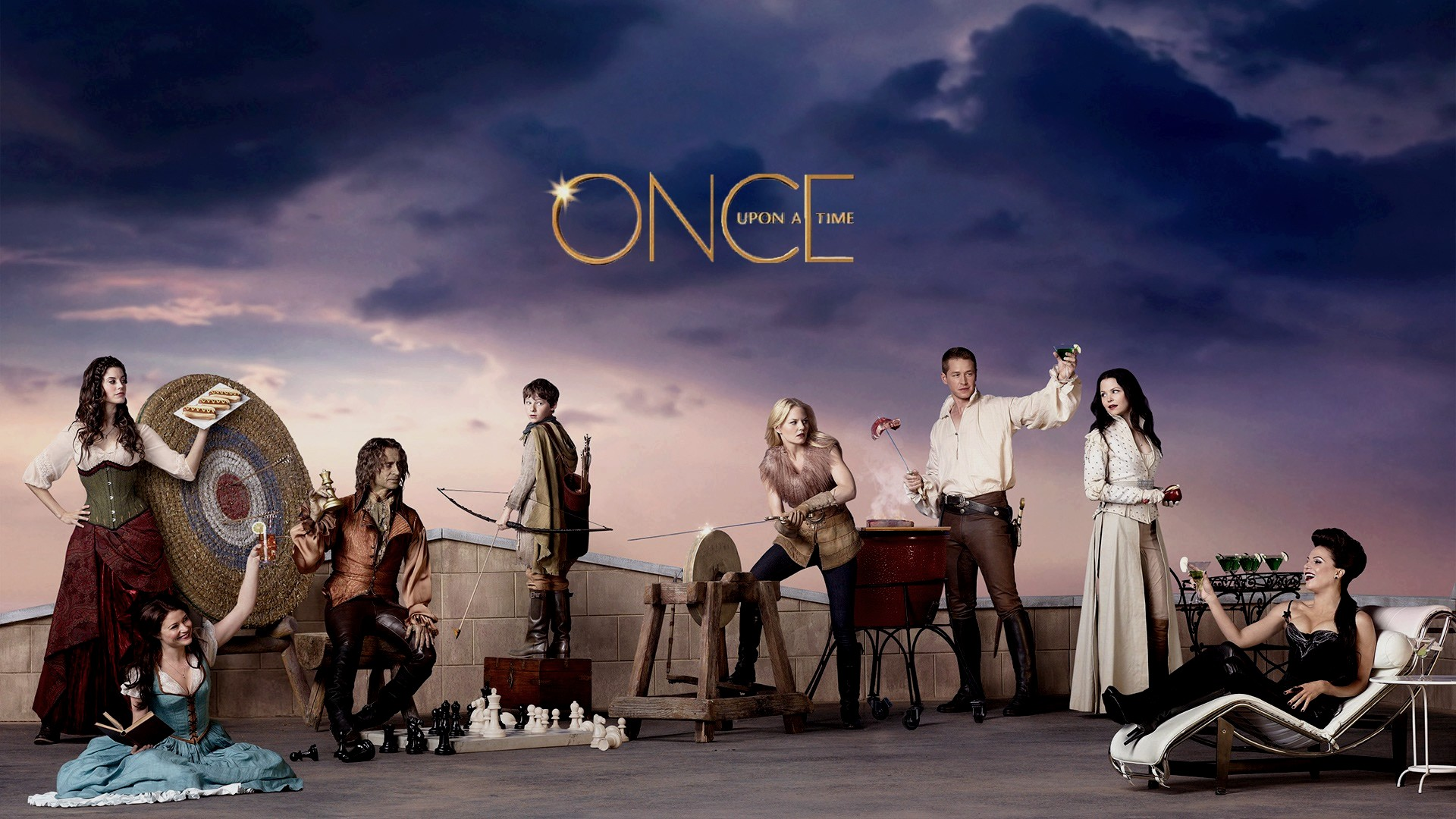 Disney Once upon a time saison 2