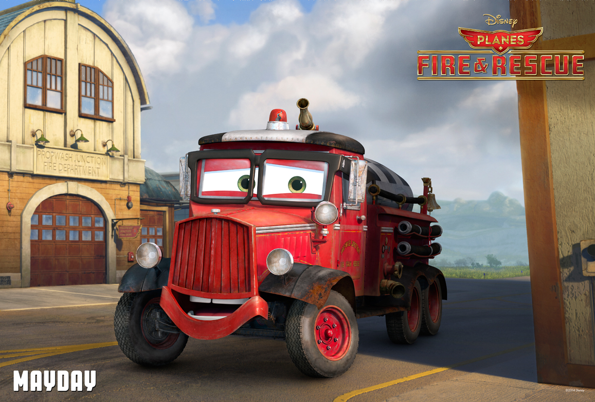image planes 2 fire rescue disney