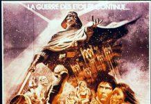 disney affiche poster star wars épisode 5 l'empire contre-attaque