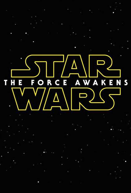 disney affiche poster star wars épisode 7 la force se réveille