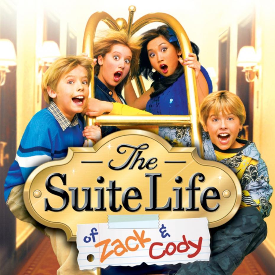 Disney - La Vie de Palace de Zack et Cody - Affiche