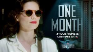 Agent Carter pilot teaser