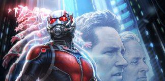 Disney Ant-Man Marvel Studios affiche poster