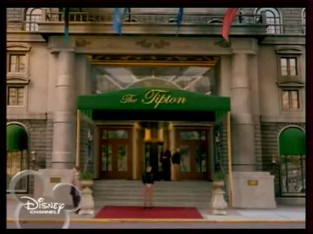 Disney - La Vie de Palace de Zack et Cody - Illustration