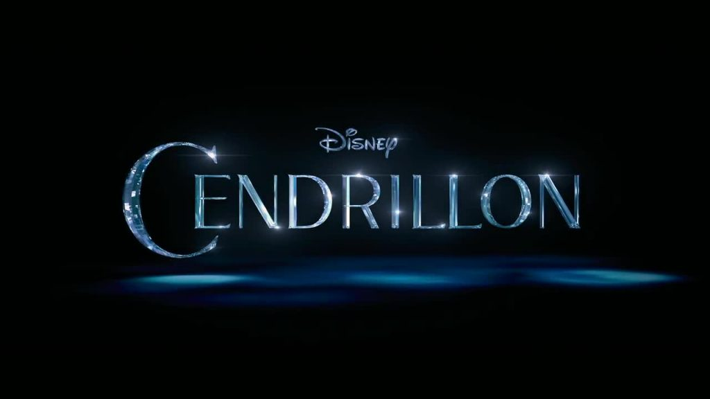 Disney Cendrillon Illustration